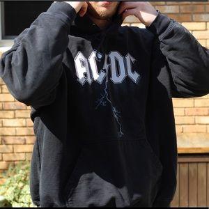 2005 AC/DC tour hoodie